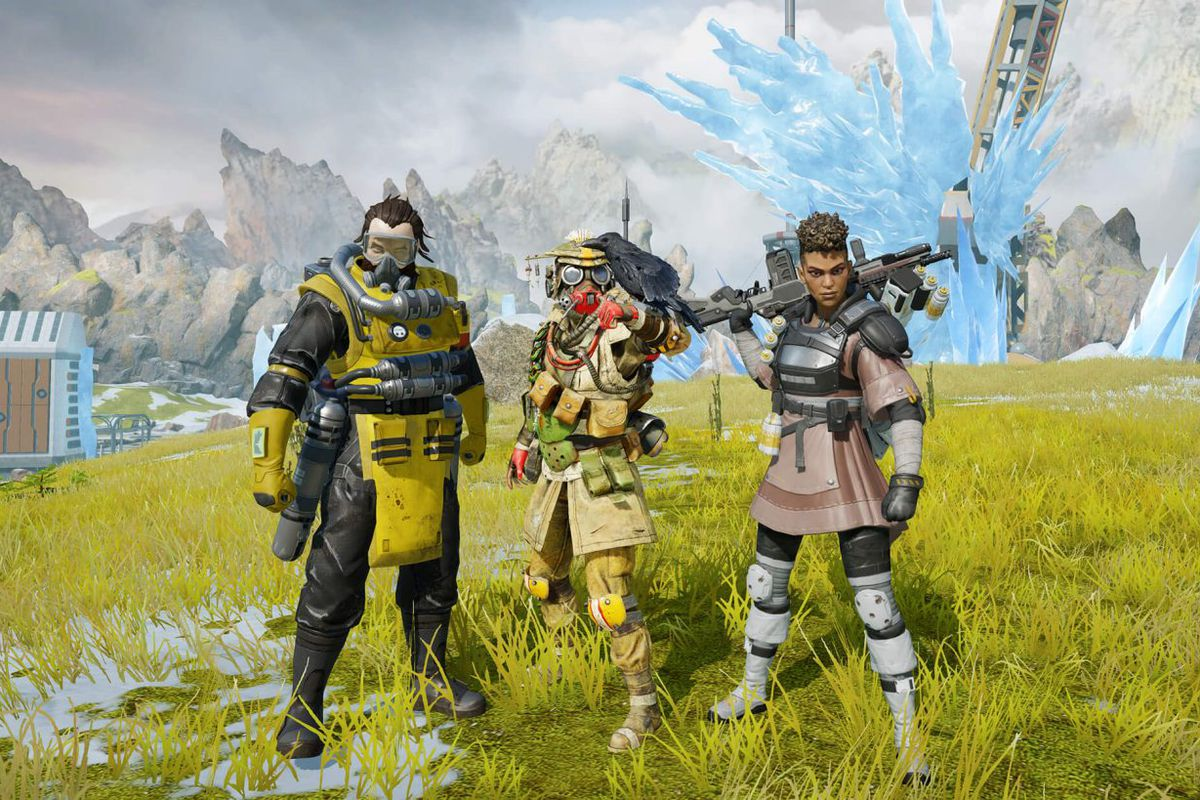 Apex Legends is coming to mobile devices and phones - Polygon